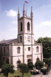 Windsor Parish Church